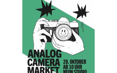 Der 1. Analog Camera Market in Zürich