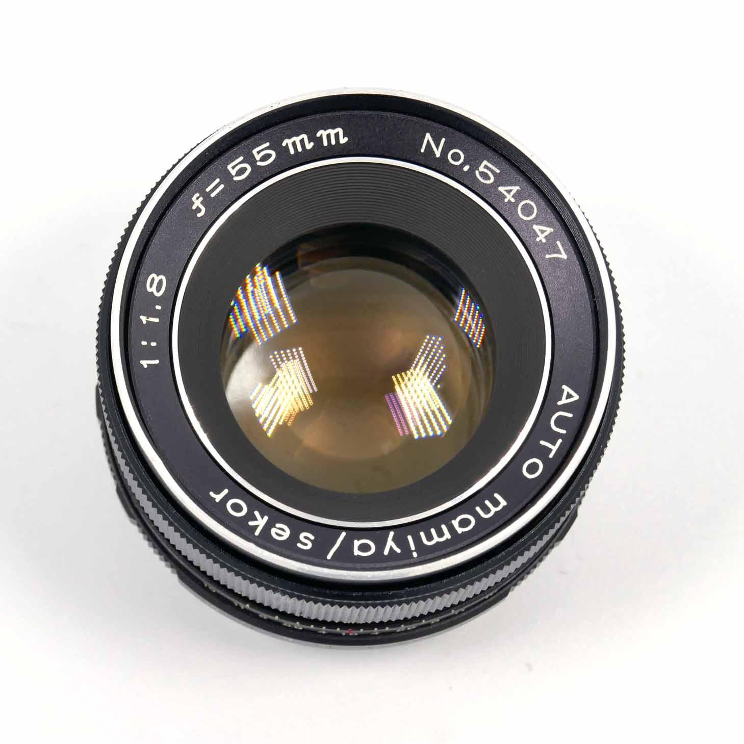 clean-cameras-Auto-Mamiya-Sekor-55mm-1.8-M4203