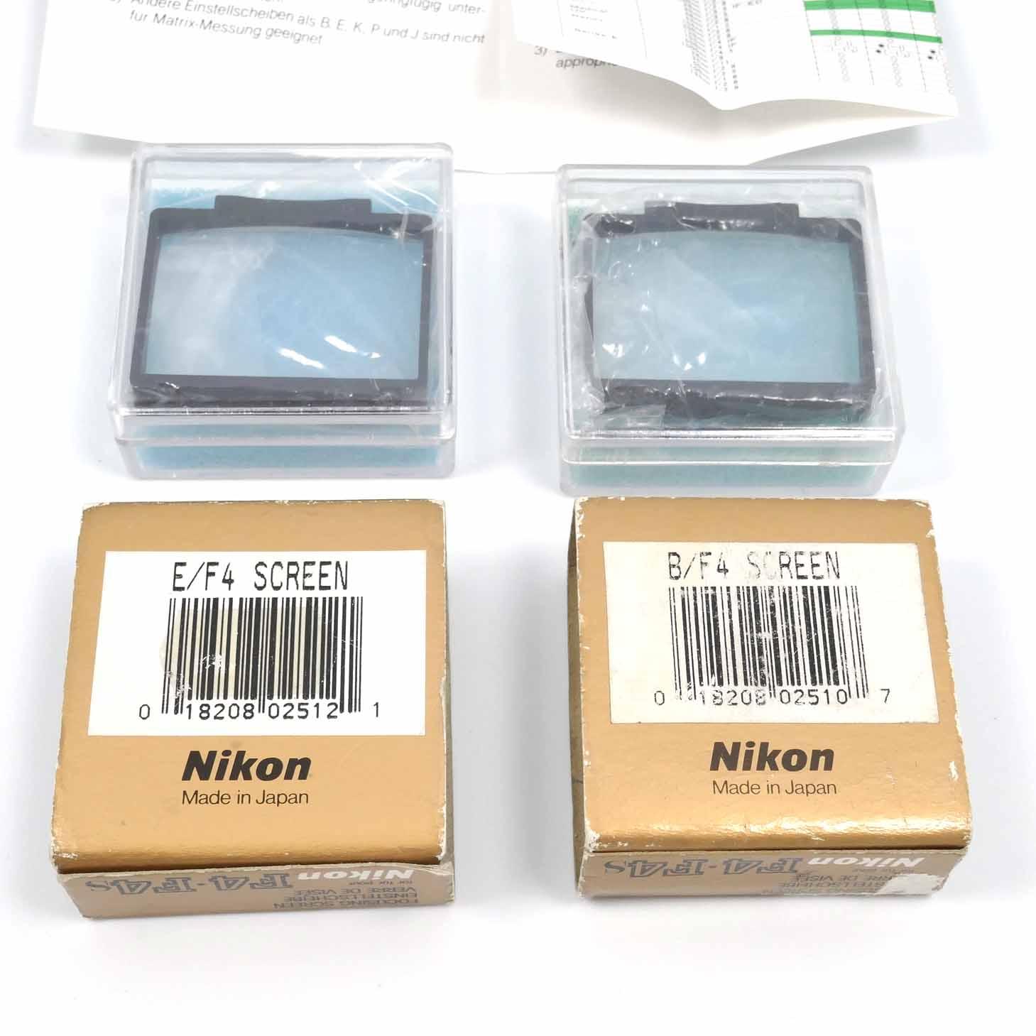clean-cameras-Nikon-F4s-Mattscheibe-B+E-03