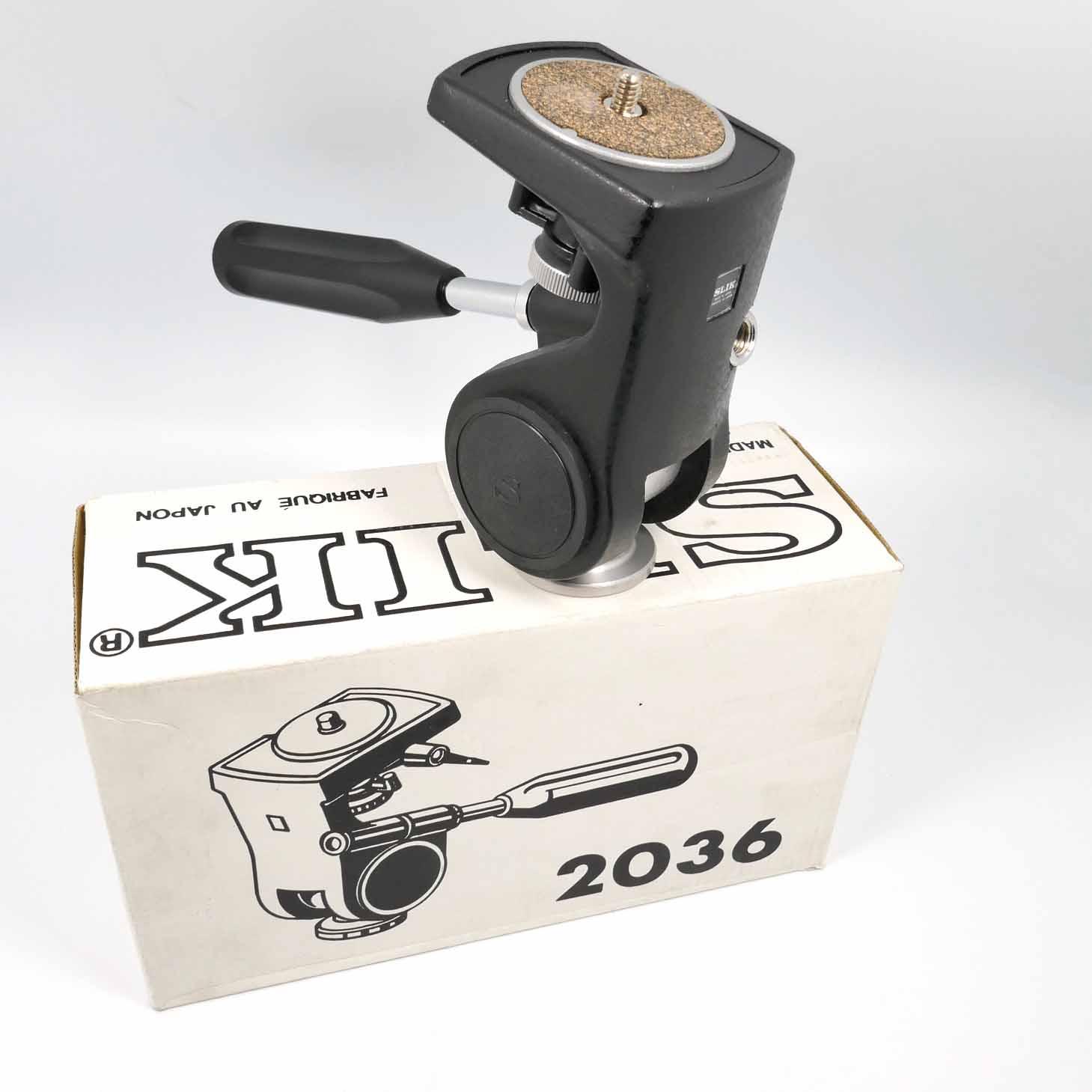 clean-cameras-Slik-2036-Stativkopf-02